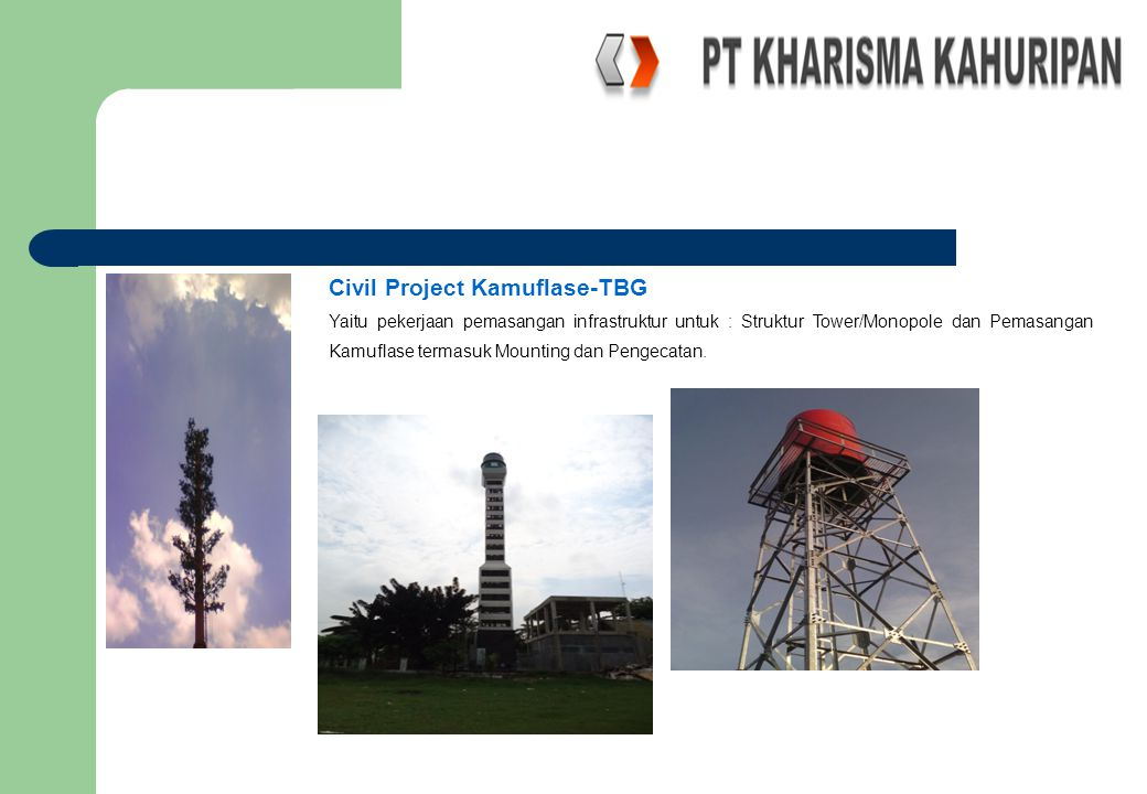 Civil Project Kamuflase-TBG