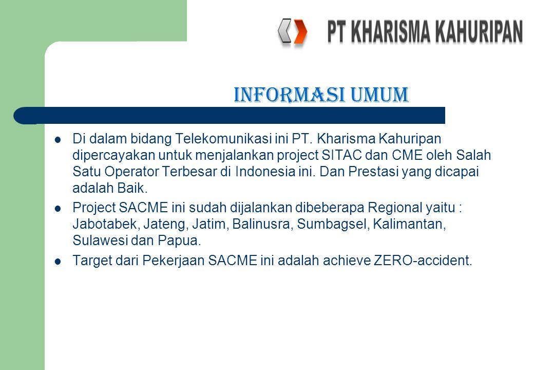 Informasi umum