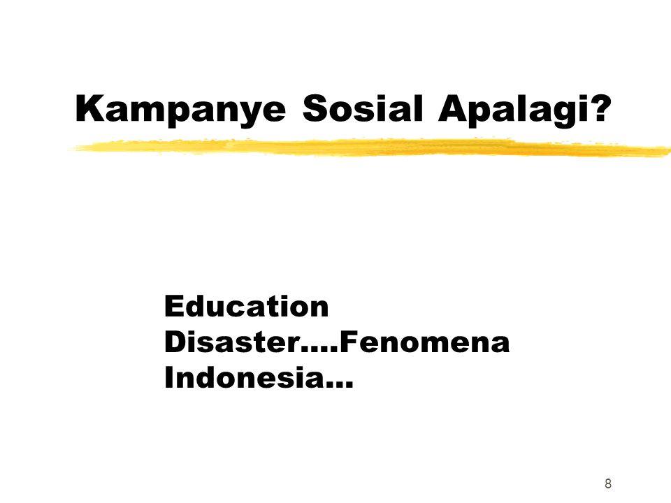 Kampanye Sosial Apalagi