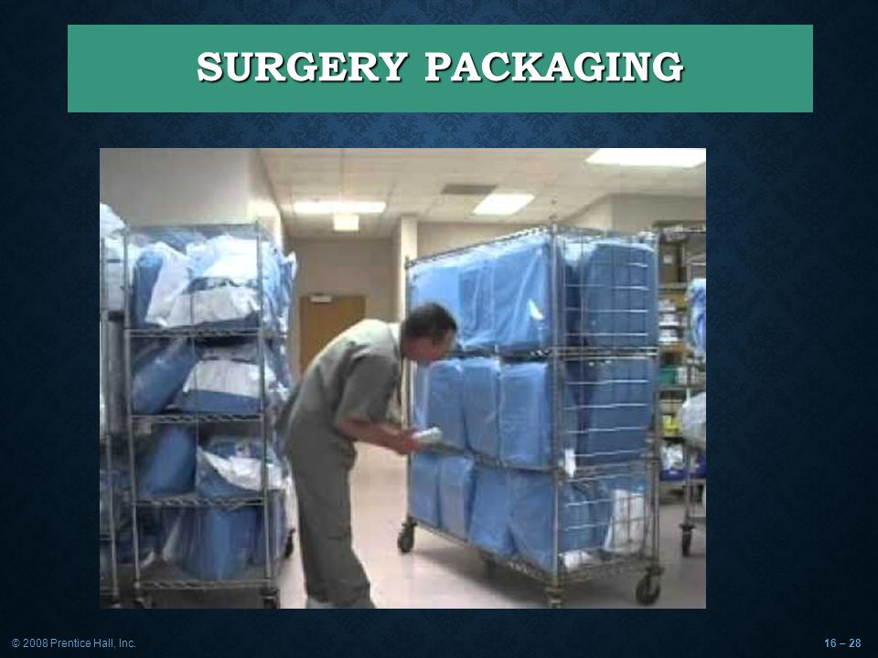 SURGERY PACKAGING