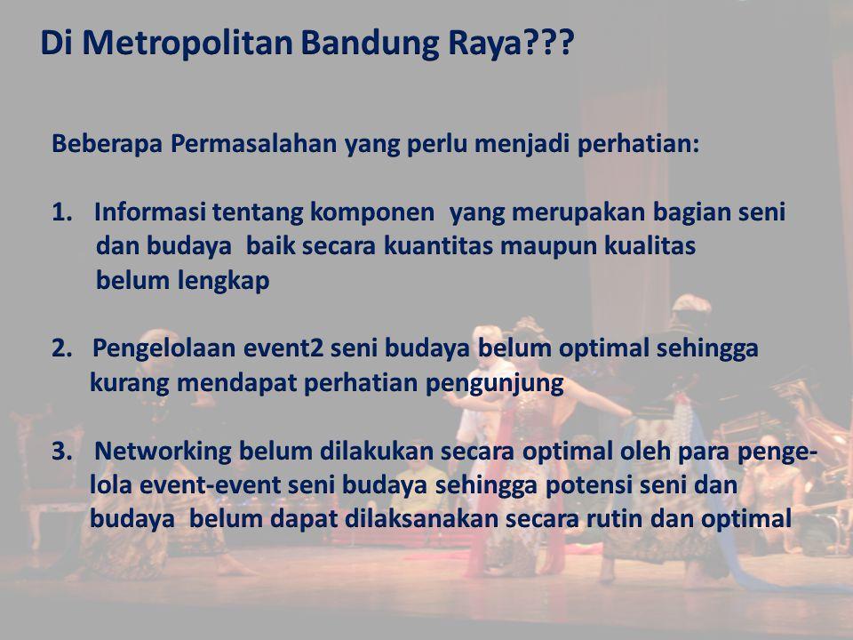 Di Metropolitan Bandung Raya