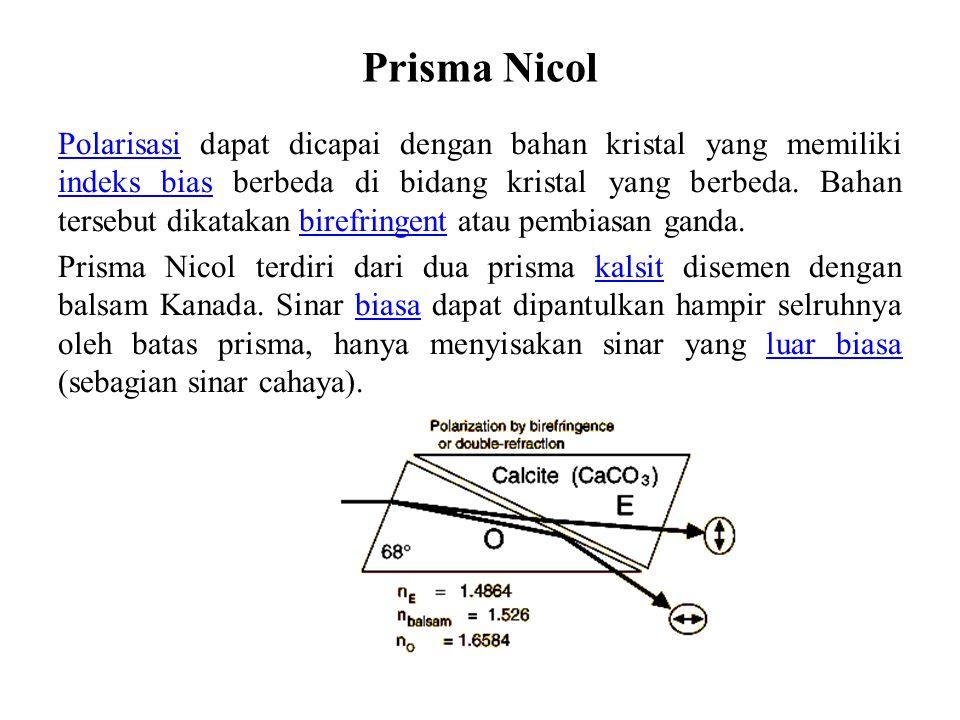 Prisma Nicol