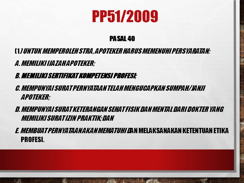 PP51/2009
