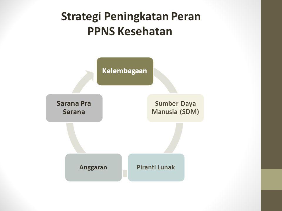 Strategi Peningkatan Peran