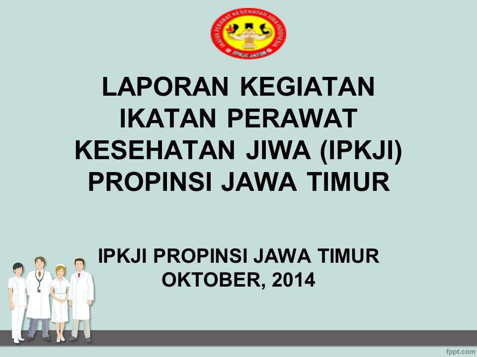 IPKJI PROPINSI JAWA TIMUR OKTOBER, 2014