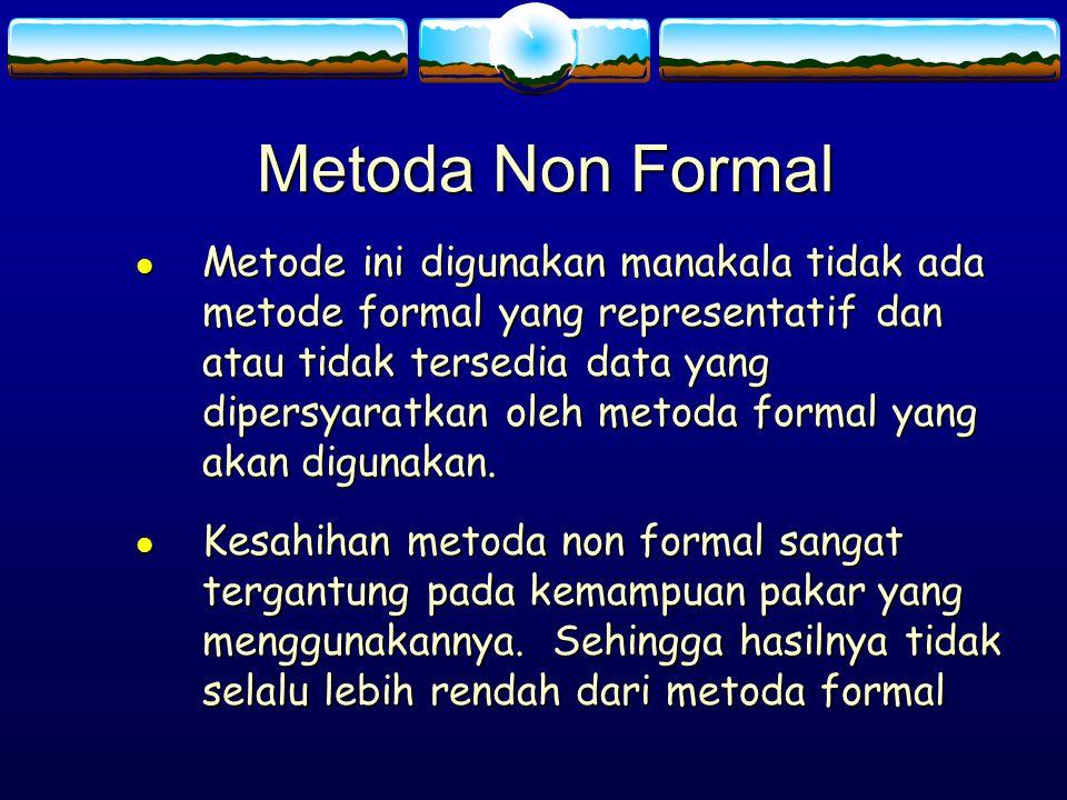 Metoda Non Formal