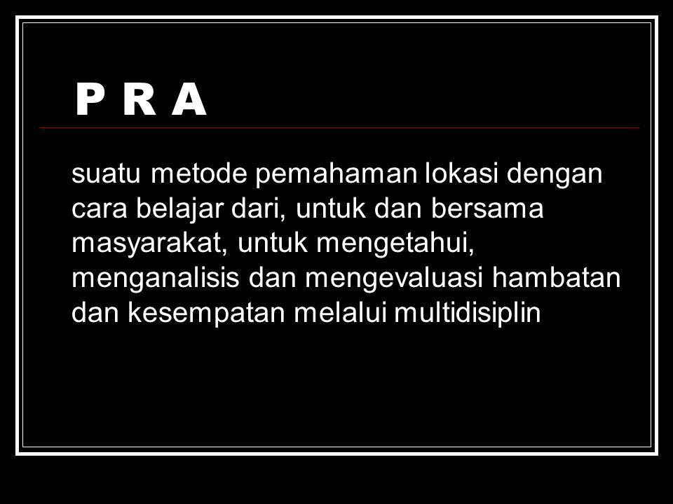 P R A