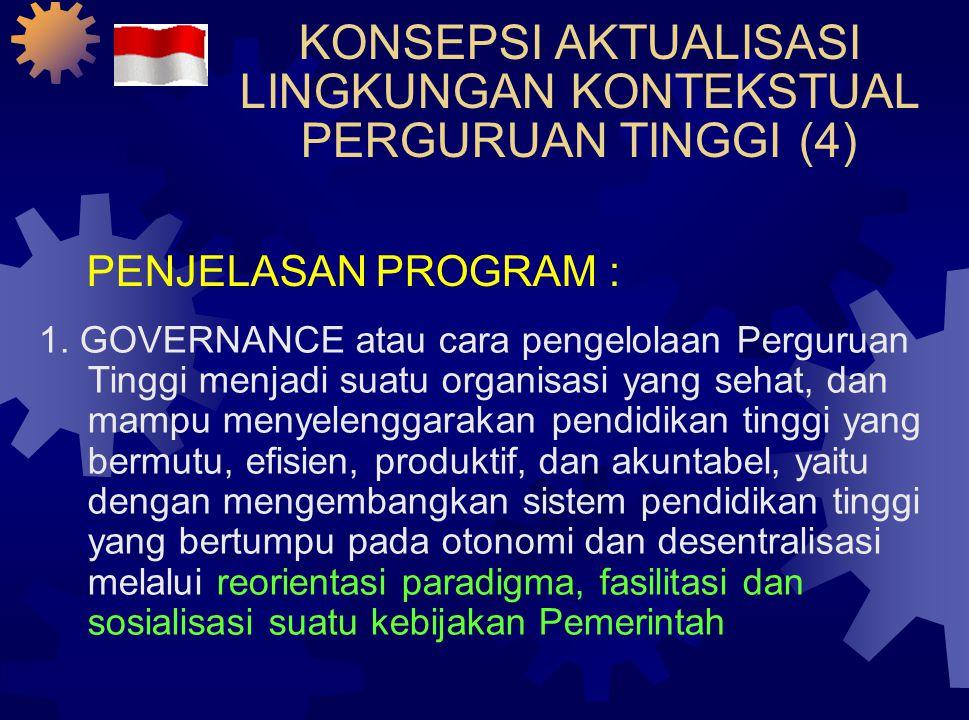 KONSEPSI AKTUALISASI LINGKUNGAN KONTEKSTUAL PERGURUAN TINGGI (3)