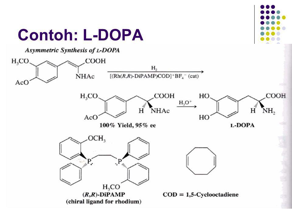 Contoh: L-DOPA