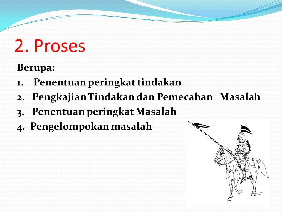 2. Proses