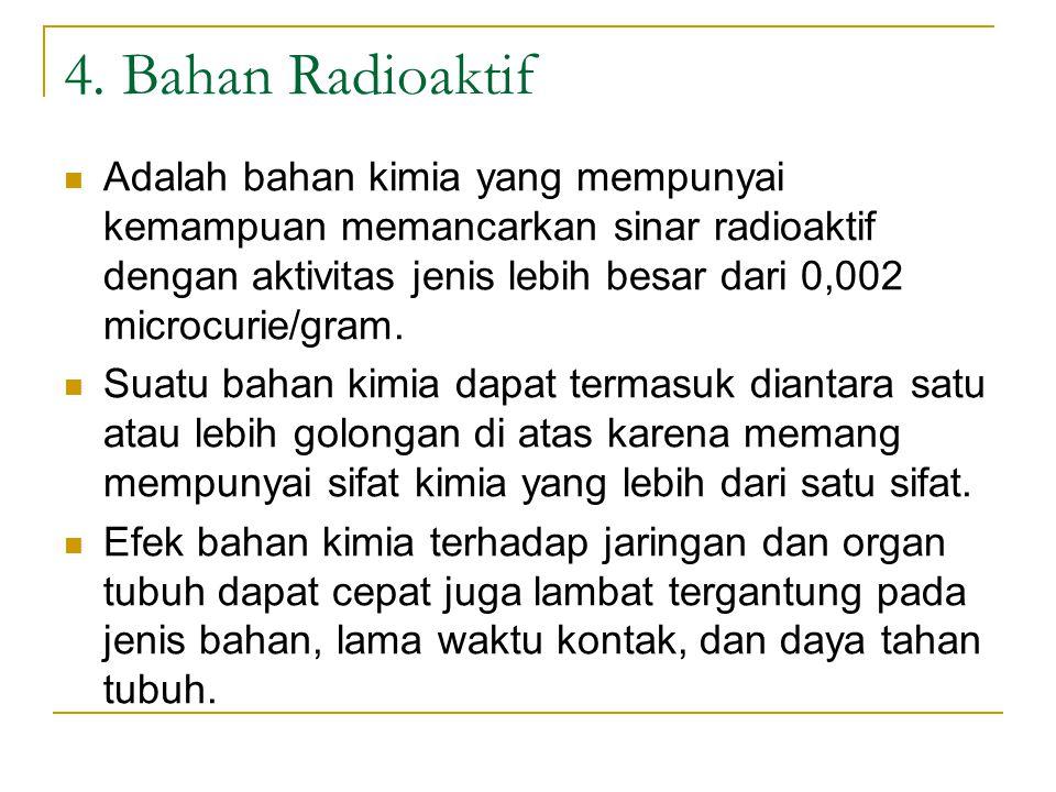4. Bahan Radioaktif