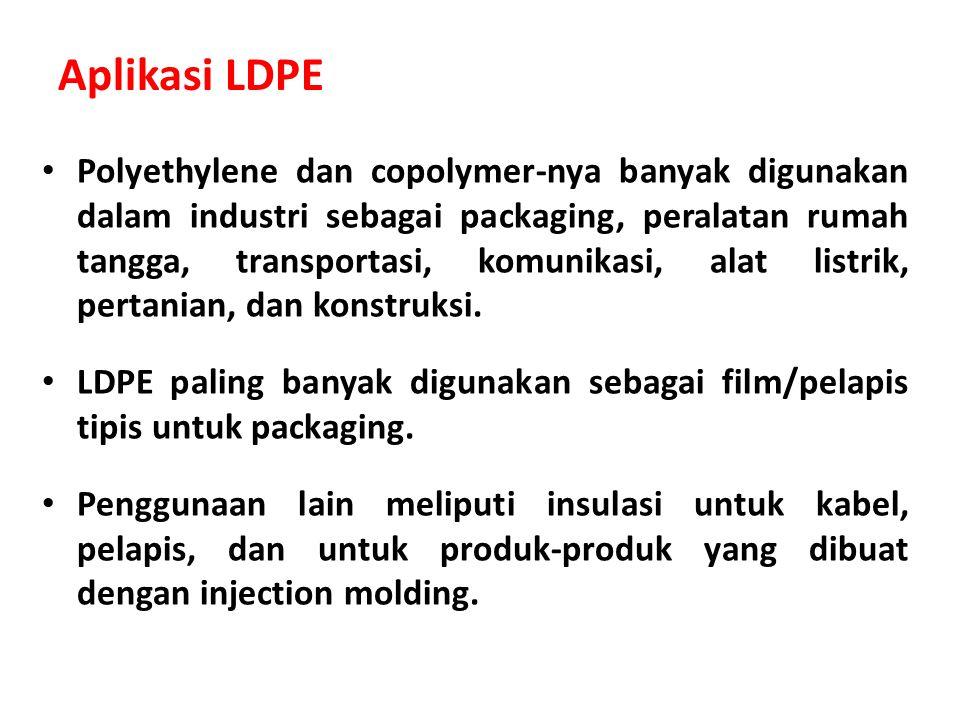 Aplikasi LDPE