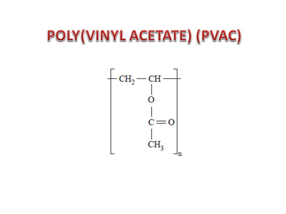 POLY(VINYL ACETATE) (PVAC)