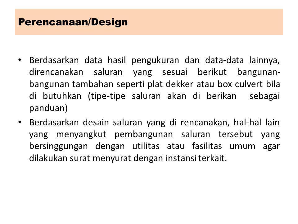 Perencanaan/Design