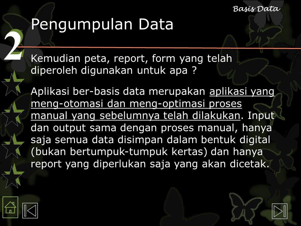 Pengumpulan Data