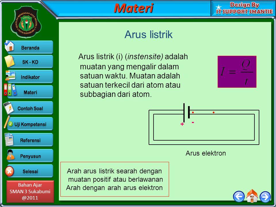 Materi Arus listrik.