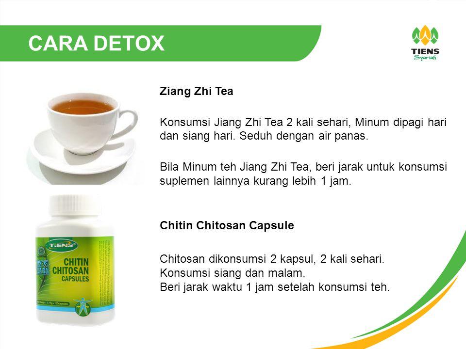 CARA DETOX Ziang Zhi Tea