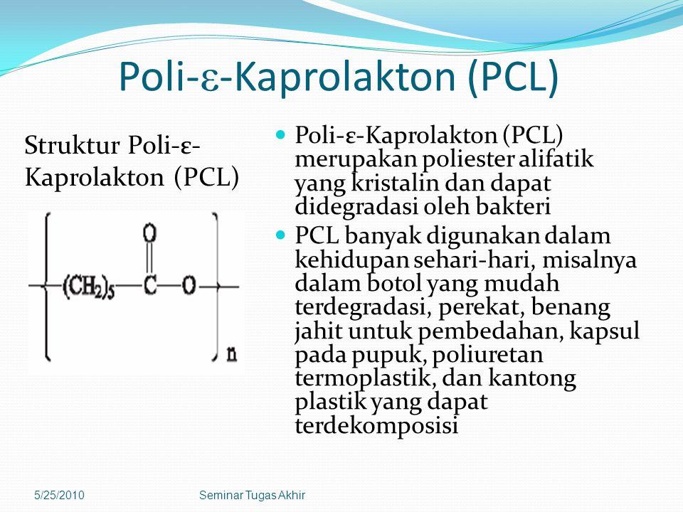 Poli-ε-Kaprolakton (PCL)