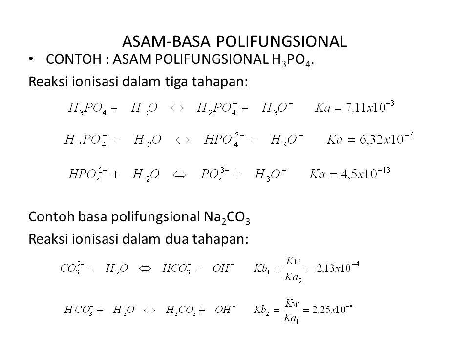 ASAM-BASA POLIFUNGSIONAL