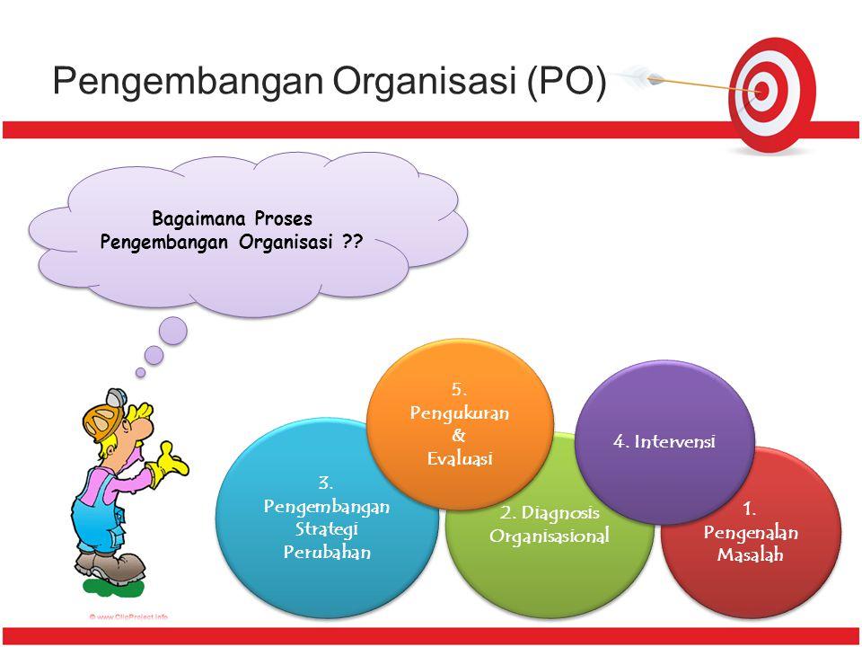 Pengembangan Organisasi (PO)