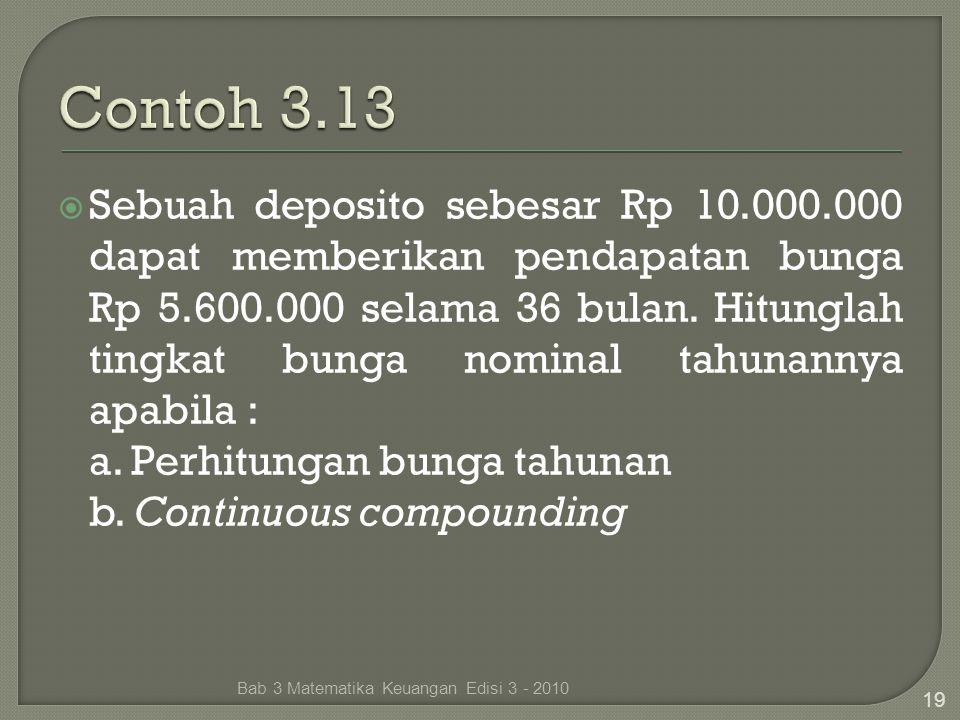Contoh 3.13