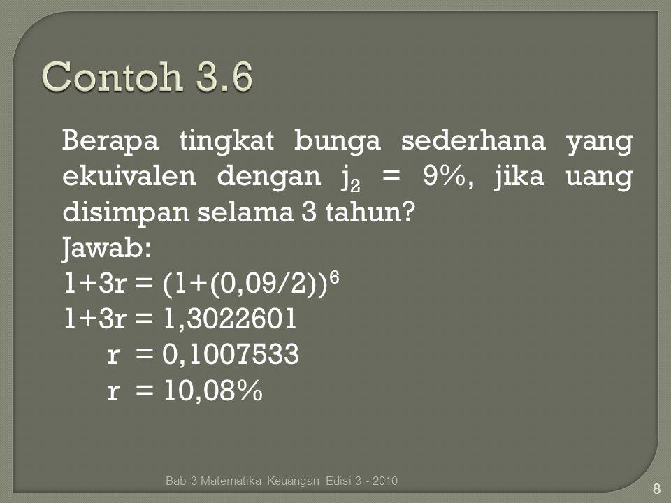 Contoh 3.6