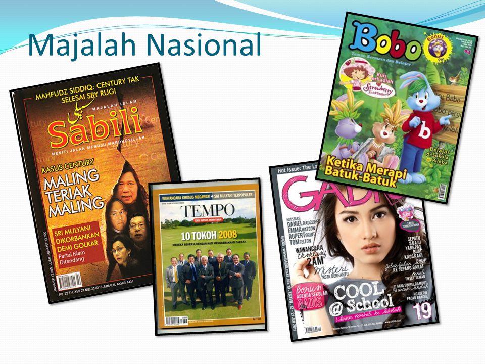 Majalah Nasional