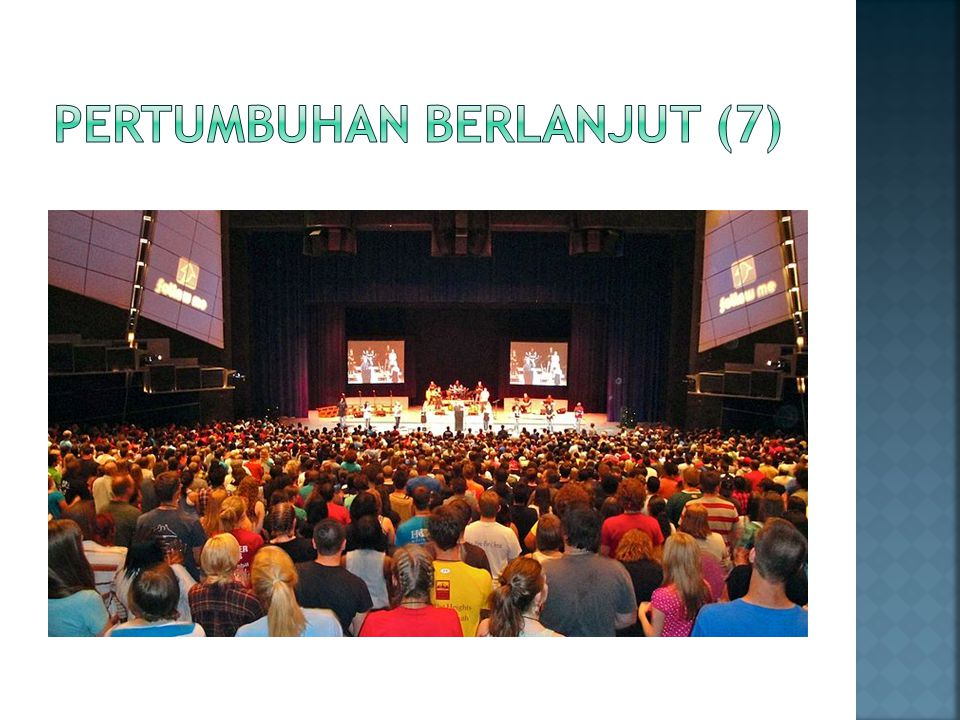 PERTUMBUHAN BERLANJUT (7)