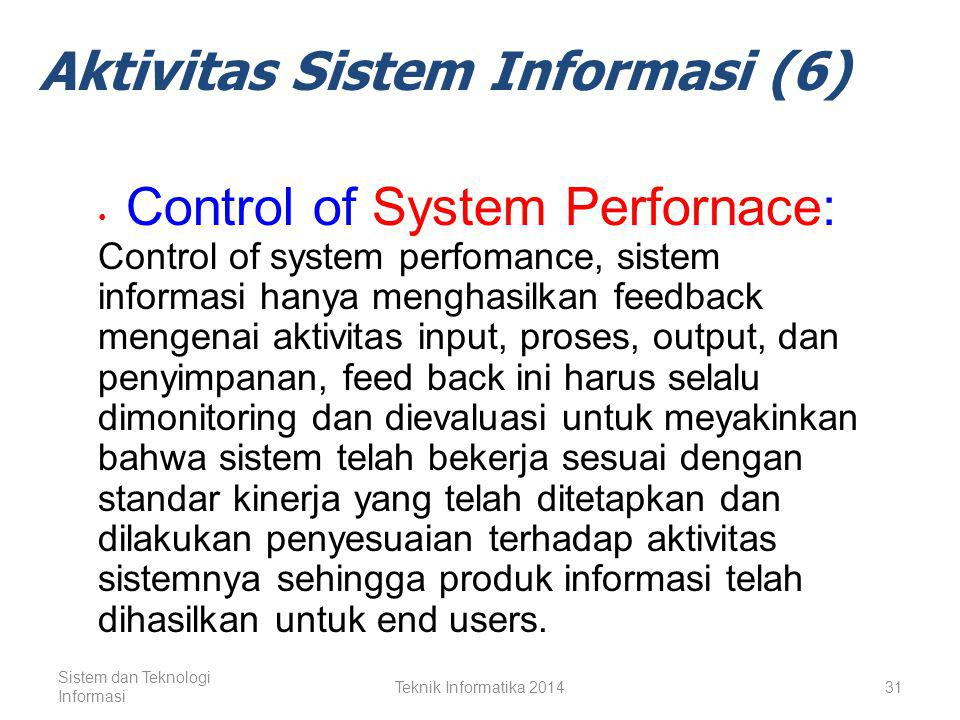 Aktivitas Sistem Informasi (6)