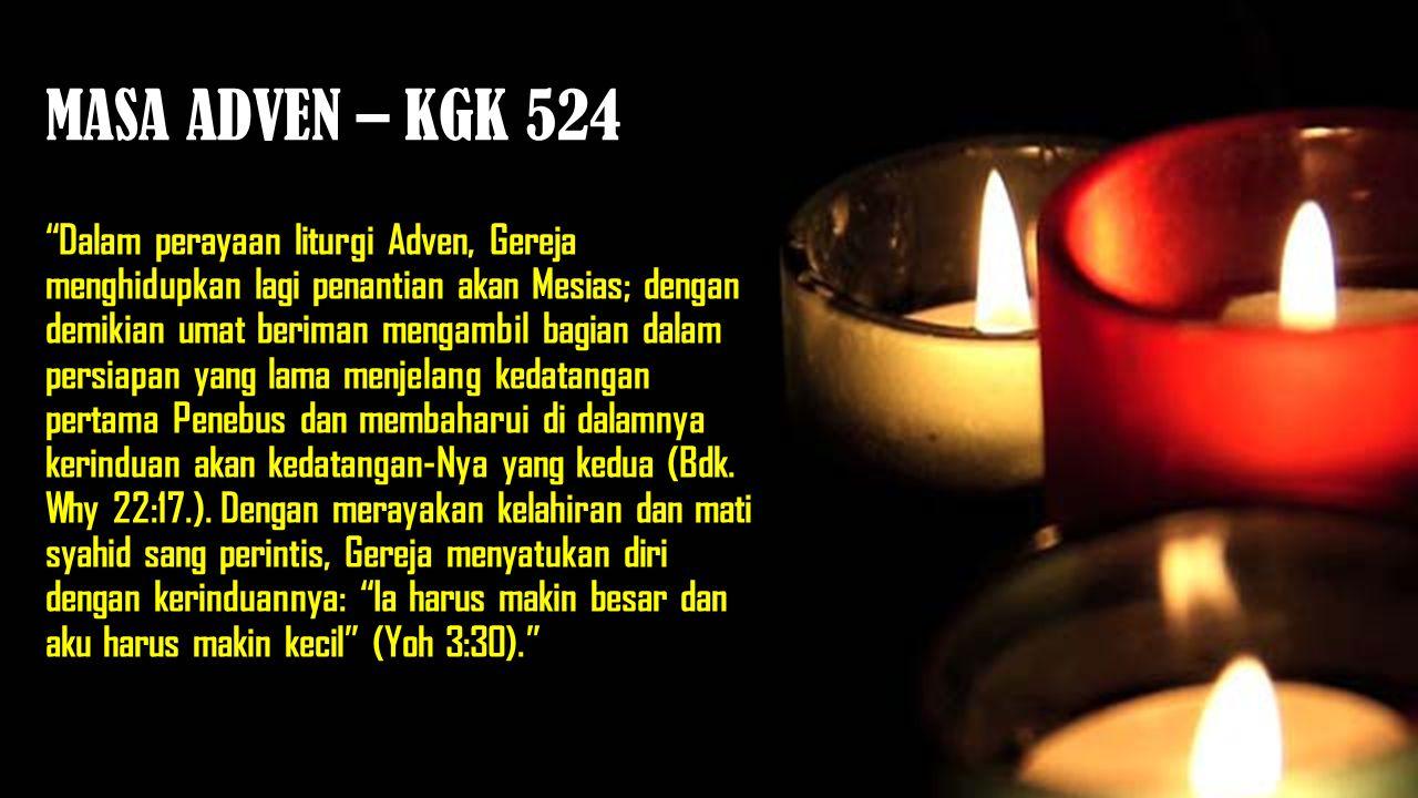 MASA ADVEN – KGK 524