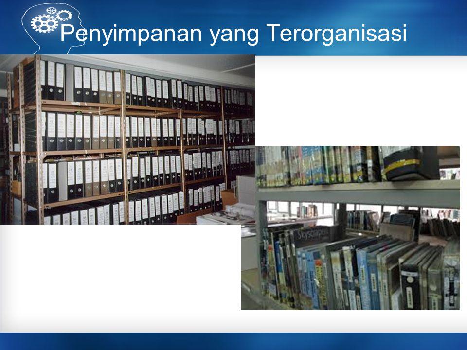 Penyimpanan yang Terorganisasi