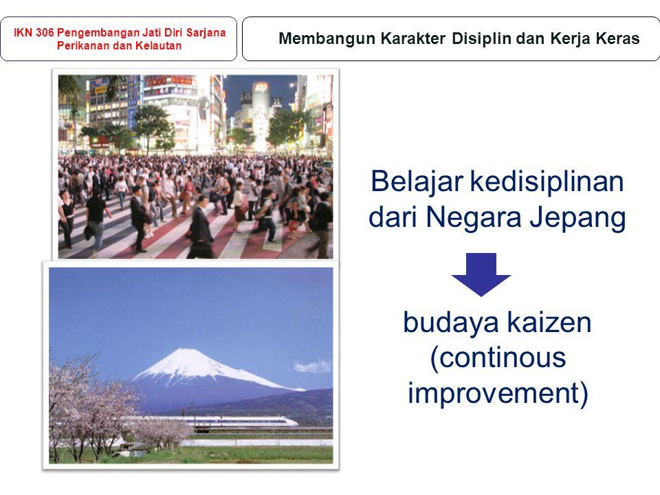 Belajar kedisiplinan dari Negara Jepang