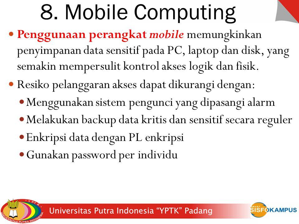 8. Mobile Computing