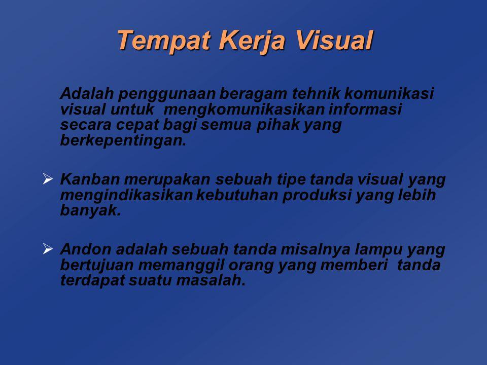 Tempat Kerja Visual