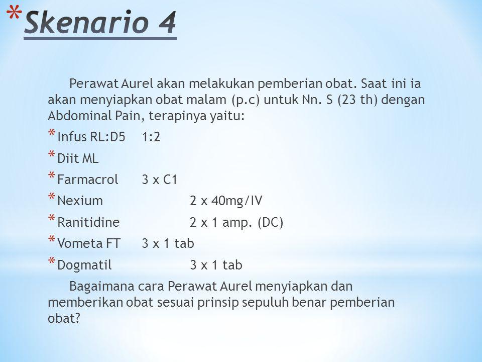 Skenario 4
