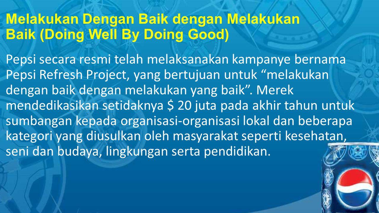 Melakukan Dengan Baik dengan Melakukan Baik (Doing Well By Doing Good)