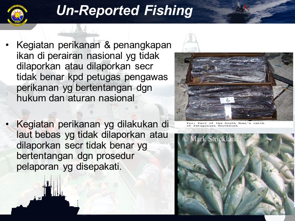 Un-Reported Fishing