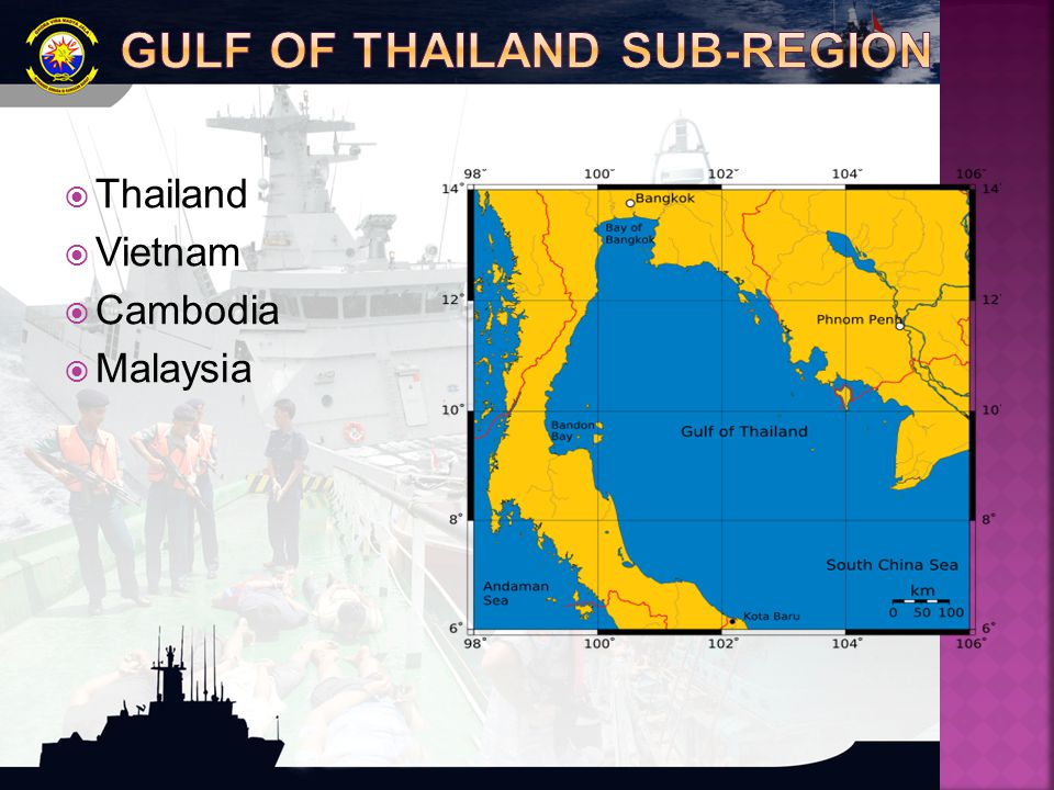 GULF OF THAILAND SUB-REGION