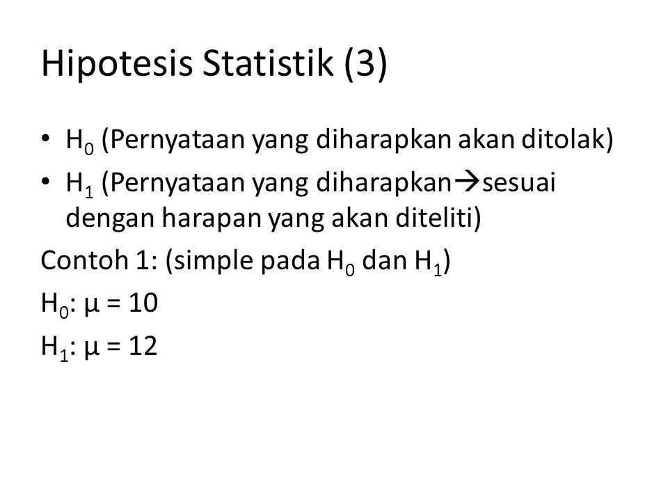 Hipotesis Statistik (3)