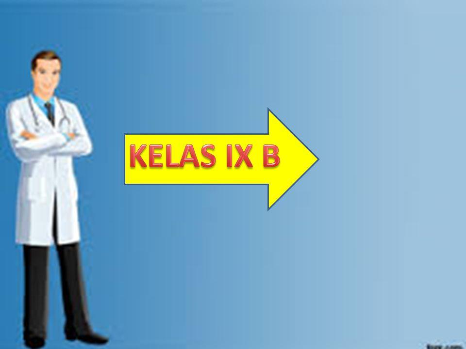 KELAS IX B