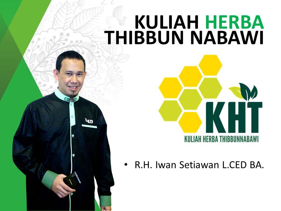 KULIAH HERBA THIBBUN NABAWI