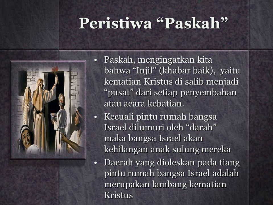 Peristiwa Paskah