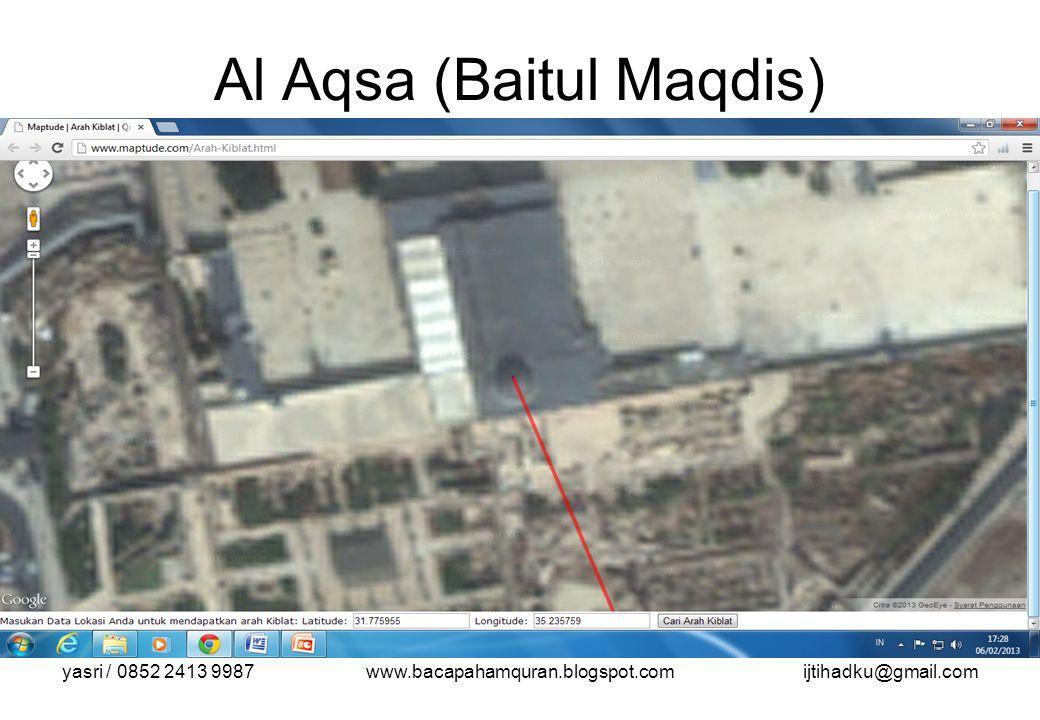 Al Aqsa (Baitul Maqdis)