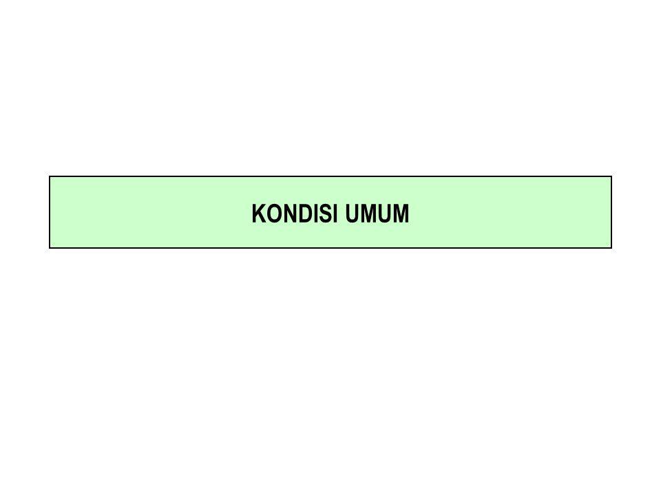 KONDISI UMUM