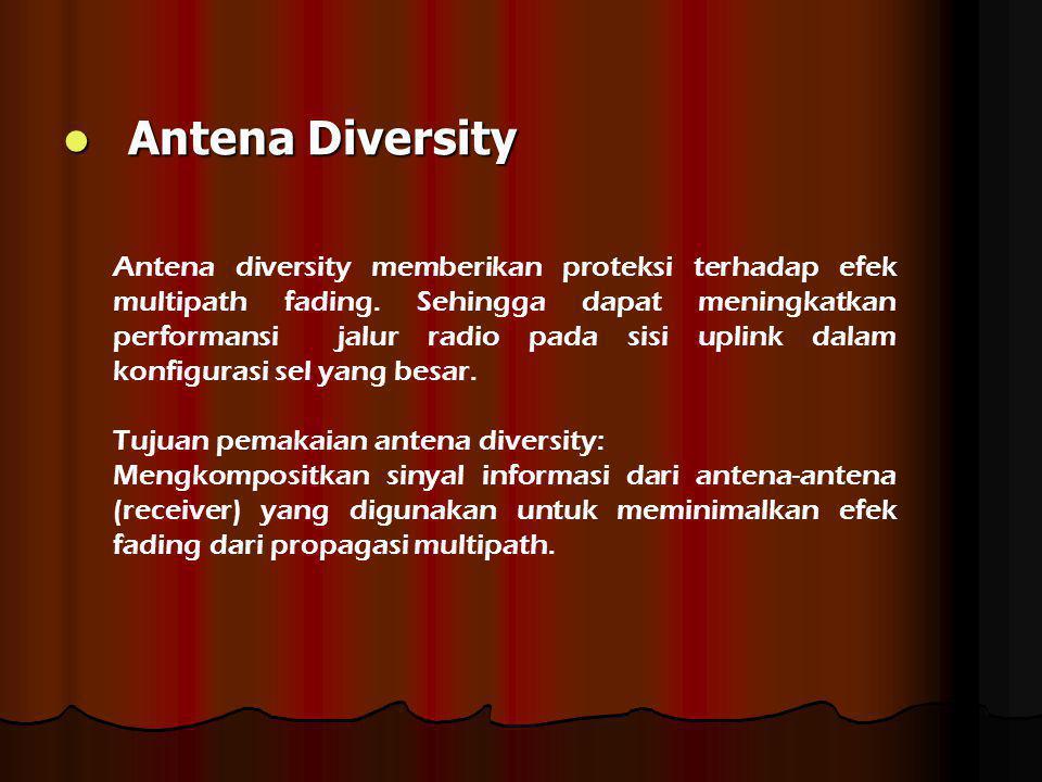 Antena Diversity