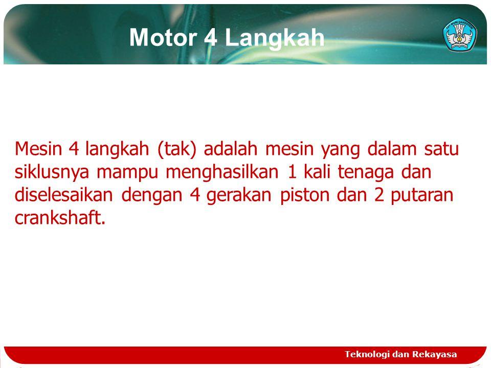 Motor 4 Langkah