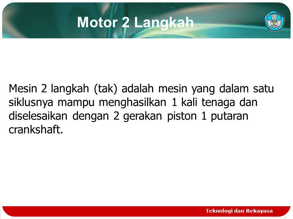 Motor 2 Langkah