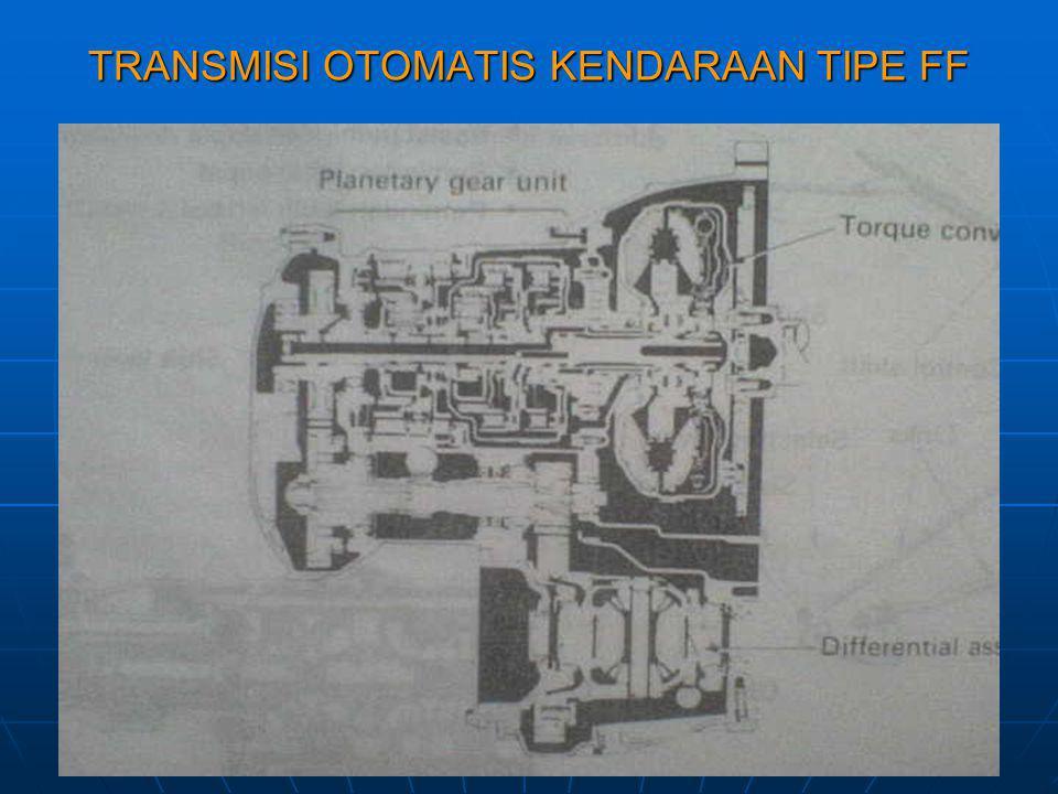 TRANSMISI OTOMATIS KENDARAAN TIPE FF