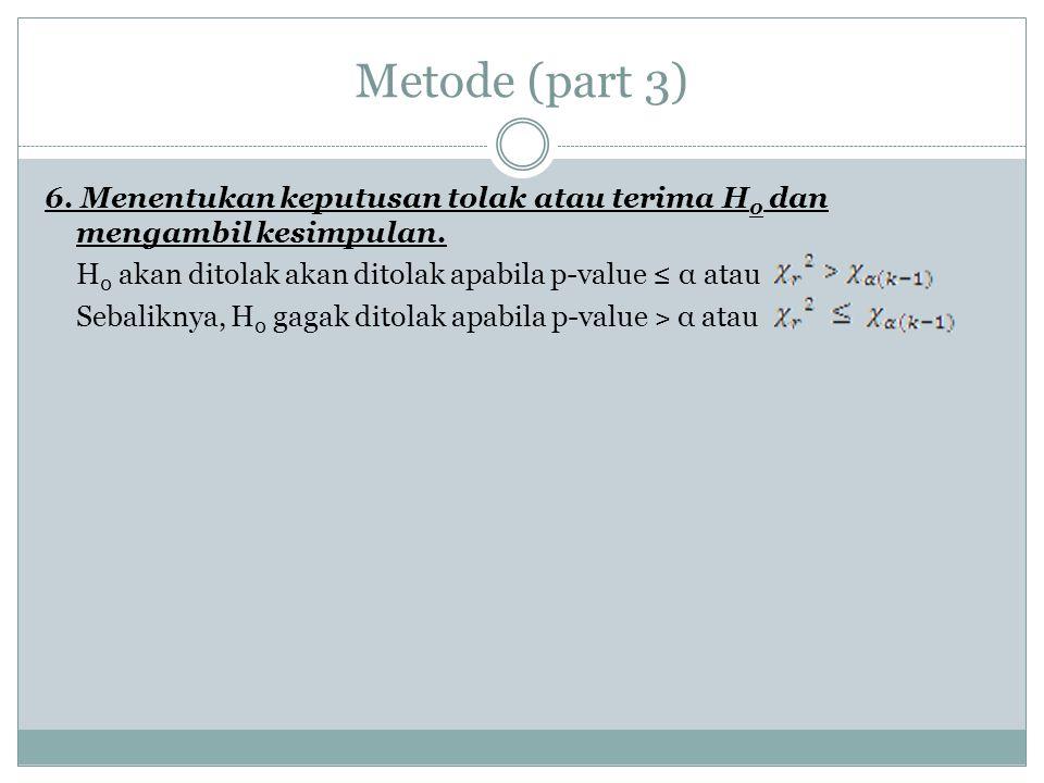 Metode (part 3)