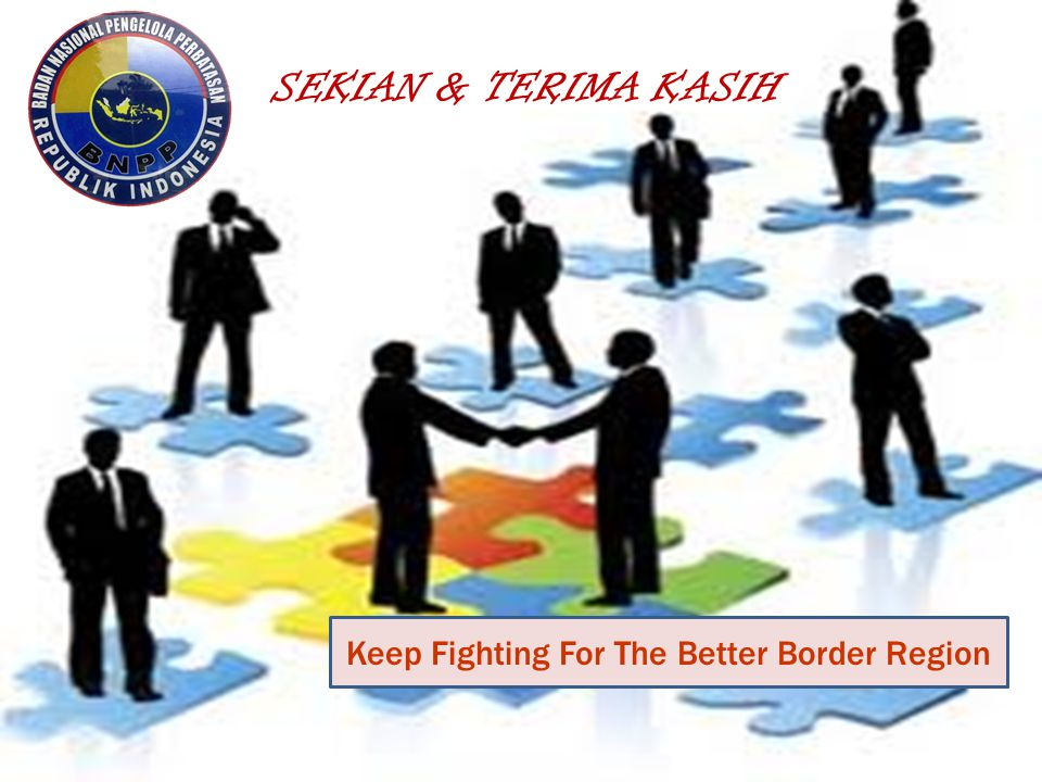 Keep Fighting For The Better Border Region